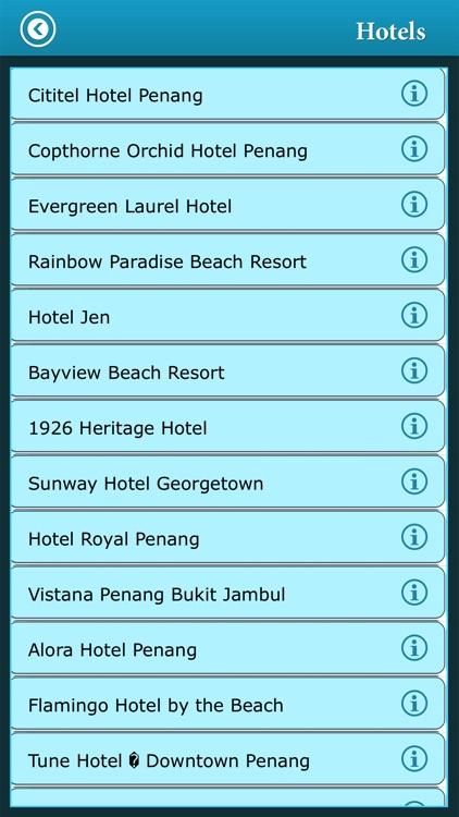 Penang Island Guide screenshot-3