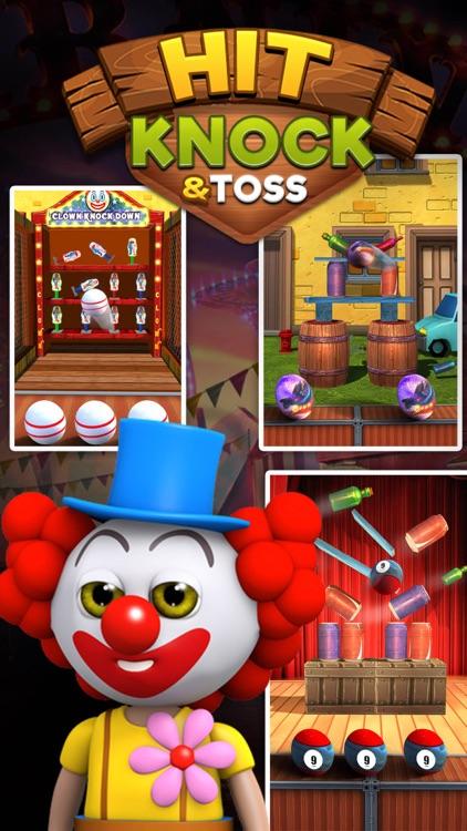 Hit & Toss Knock Down 3D screenshot-4