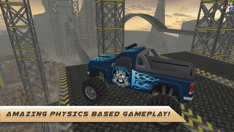 Monster Truck Extreme Stunts™ screenshot-4