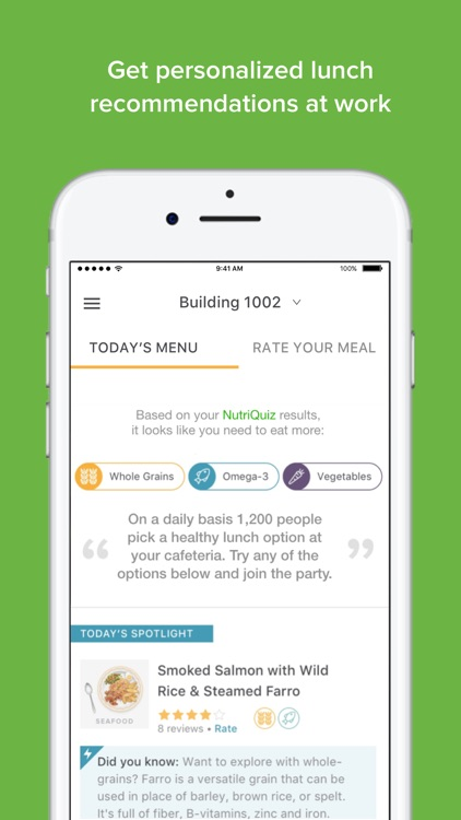 Zipongo - Healthy Recipes screenshot-7