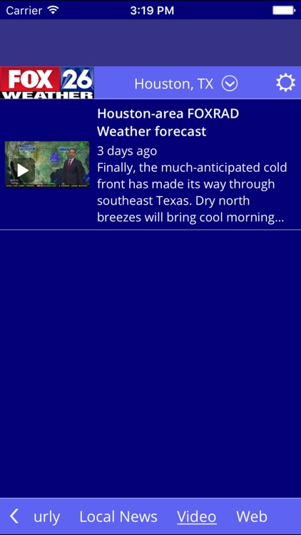 FOXRAD Weather screenshot-3