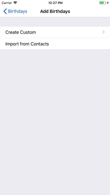 Birthday Reminder Pro+ screenshot-4