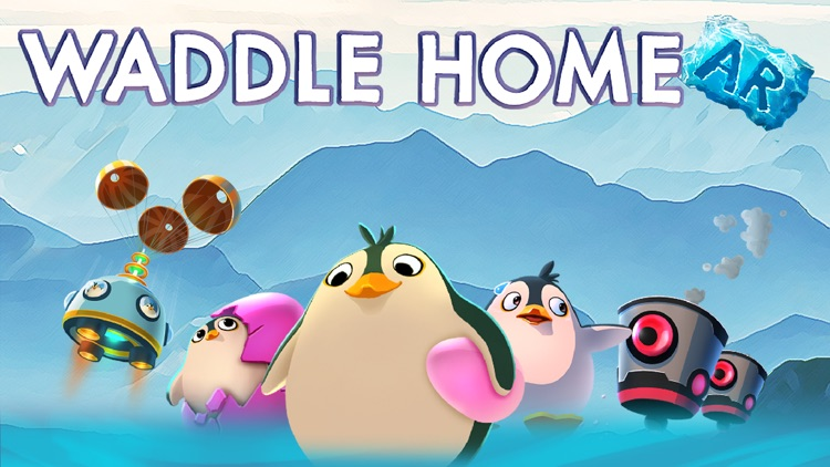 Waddle Home AR screenshot-0