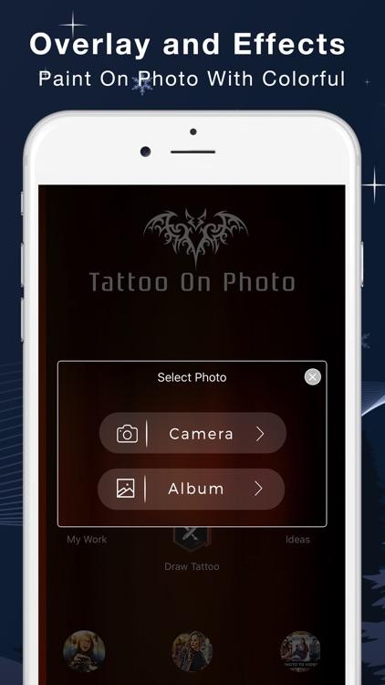Tatoo Maker - Tatoo My Photo screenshot-3