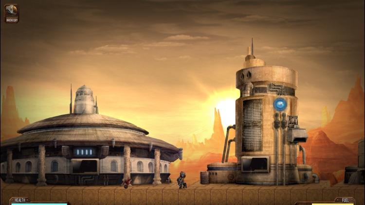 Mines of Mars screenshot-0