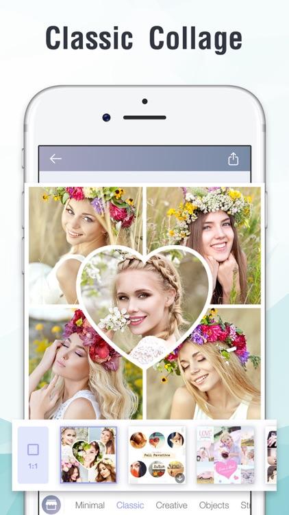 InstaMag - Photo Collage Maker