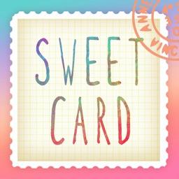 SweetCard年賀状2018