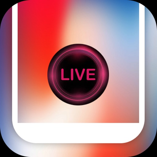 Live Wallpaper for iPhone HD iOS App