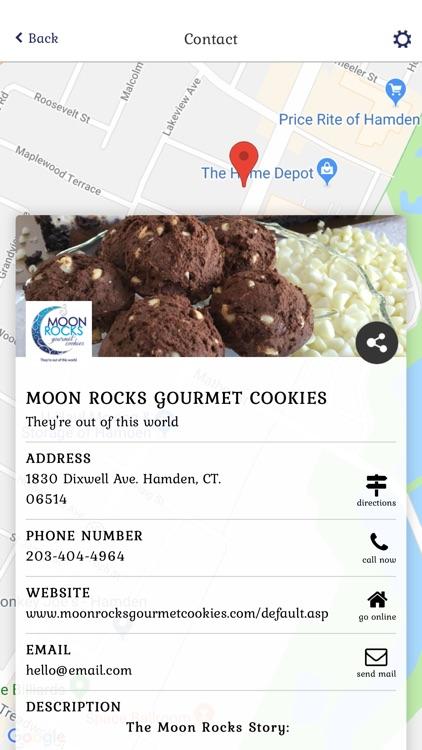 Moon Rocks Gourmet Cookies screenshot-4