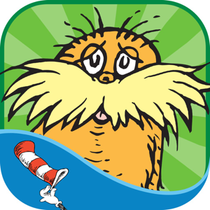The Lorax by Dr. Seuss app
