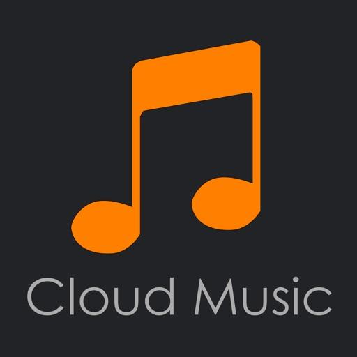 Cloud Mp3 Music Offline Player iOS App