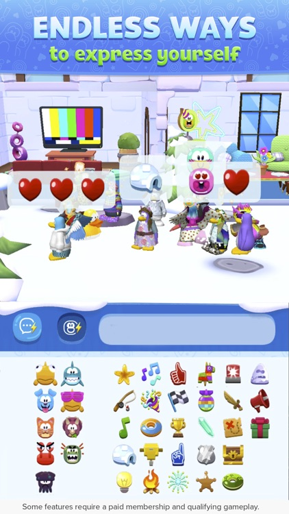 Club Penguin Island screenshot-4