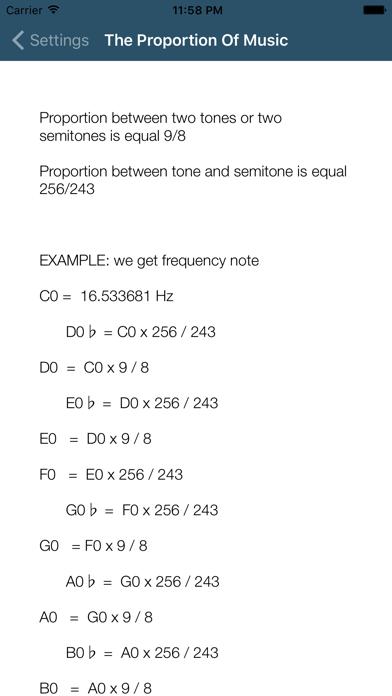 E Tuner: Chromatic tuner på PC