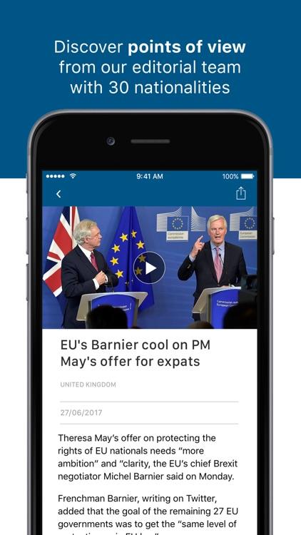 Euronews: World news & TV screenshot-3