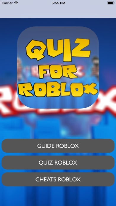 Roblox Quiz Me | Rxgate ft