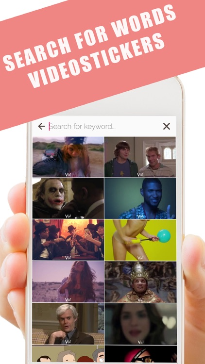 VixT - Video mashup from texT