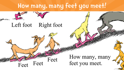 The Foot Book - Read & Learn