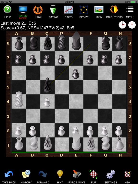 Screenshot #3 for Chess Pro - Ultimate Edition