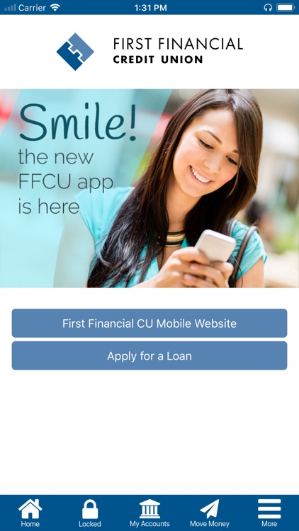 First Financial CU Mobile