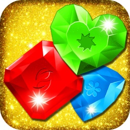 Hunting Jewels Mania HD