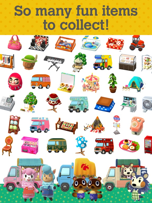 Animal Crossing: Pocket Camp screenshot 10