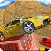 汽车碰撞模拟特技