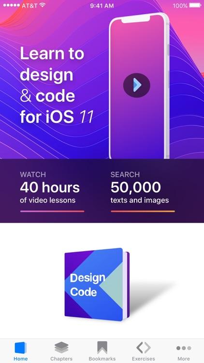 Design+Code screenshot-0