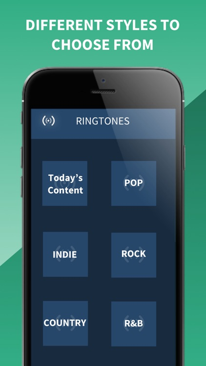 Ringtones Z Premium screenshot-2