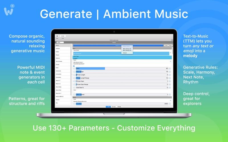 App Shopper: Wotja A Generative System (Music)