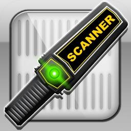Hand Held Metal Detector Super Scanner