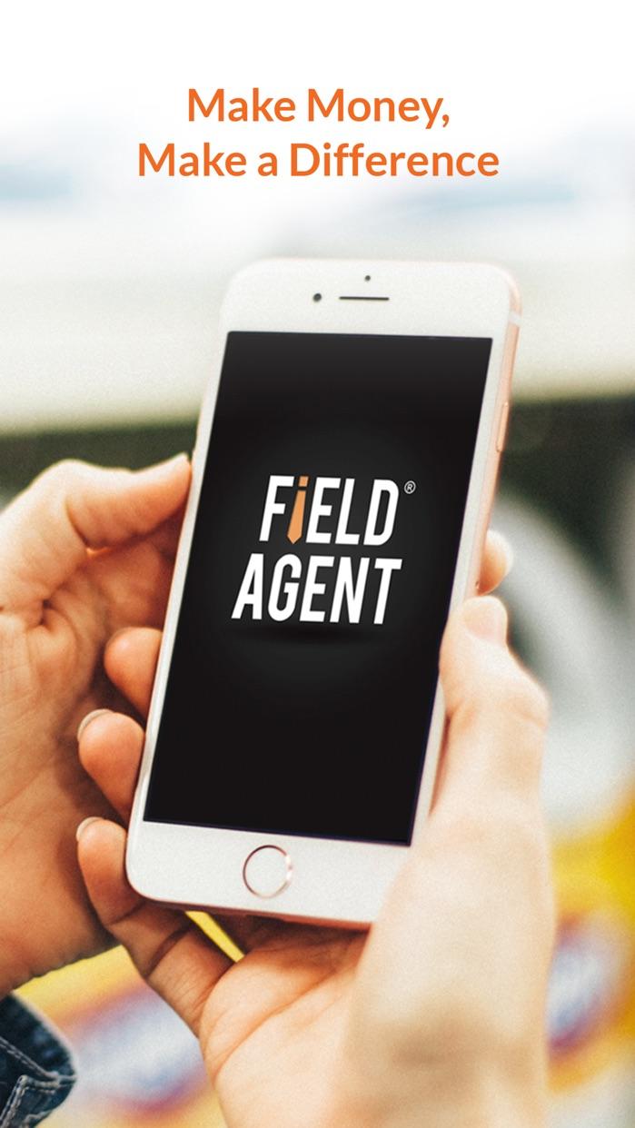 Field Agent Screenshot