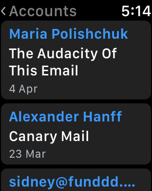 Screenshot #8 for Canary Mail