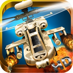 Modern Helicopter Battle 3D - Gunship Strike Sim