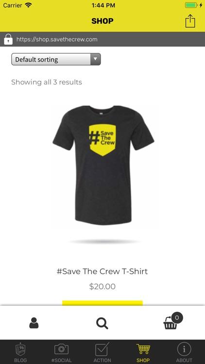 #SaveTheCrew screenshot-3