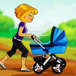 Baby Fever Running : The Toddler Stroller Race - Free Edition