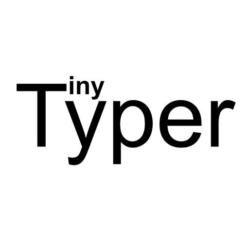 Tiny Typer