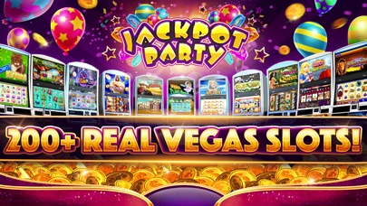 Jackpot Party - Casino Slots for Windows