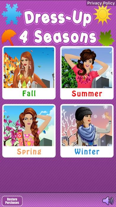 Dress-Up 4 Seasons