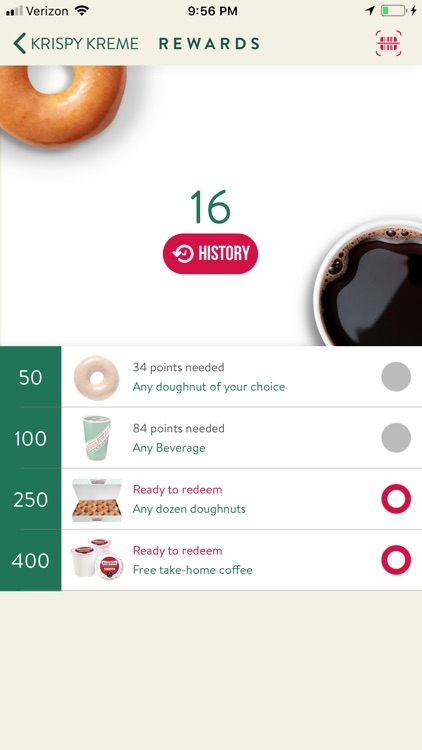 Krispy Kreme ® screenshot-2