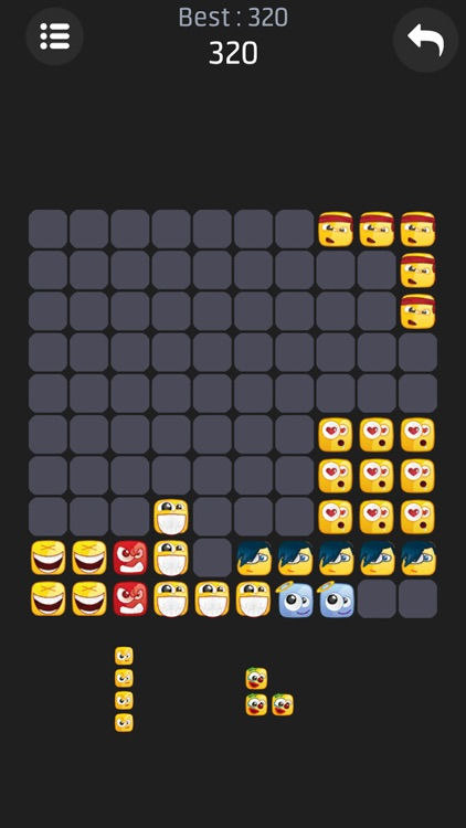 Emoji Block Puzzle screenshot-0