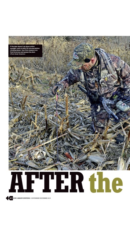 Bow &  Arrow Hunting- The Ultimate Magazine for Today's Hunting Archer screenshot-4