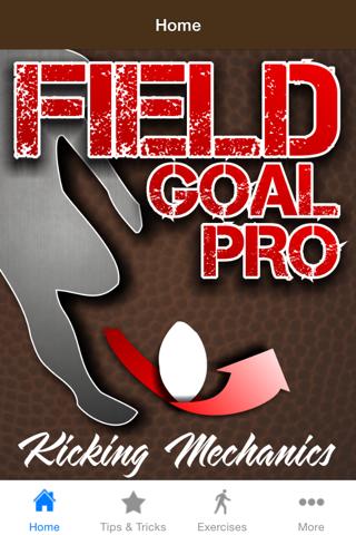 Field Goal - Kicking Mechanics - náhled