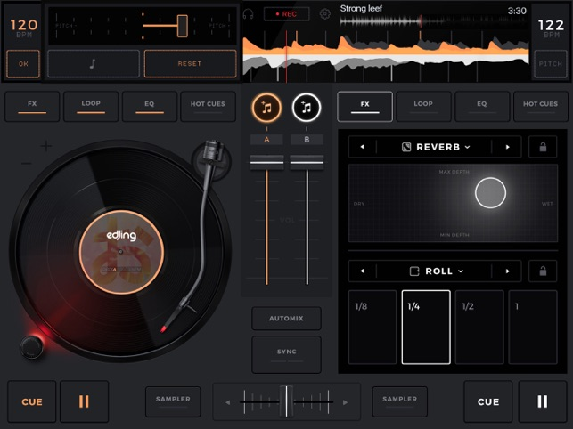 best dj apps for iphone 4