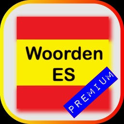 Words Spanish ES (flash cards, translator) HD
