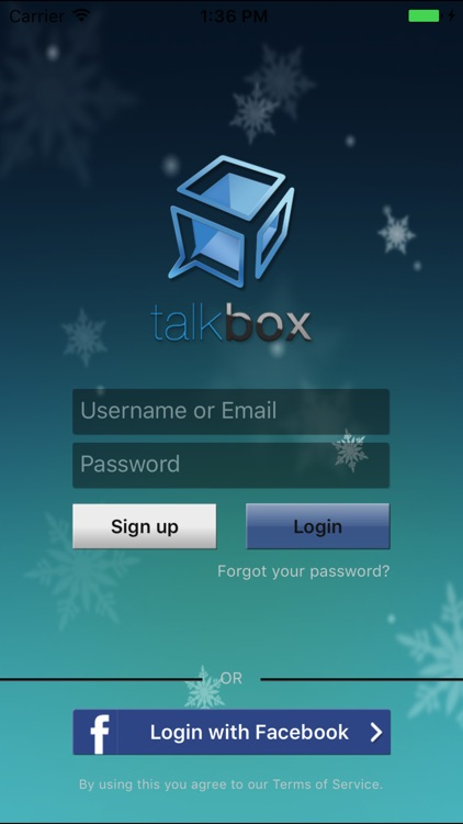 TalkBox Voice Messenger screenshot-4