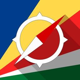 Seychelles Offline Navigation