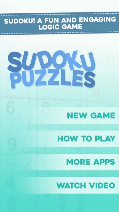 Classic Sudoku Puzzles screenshot one