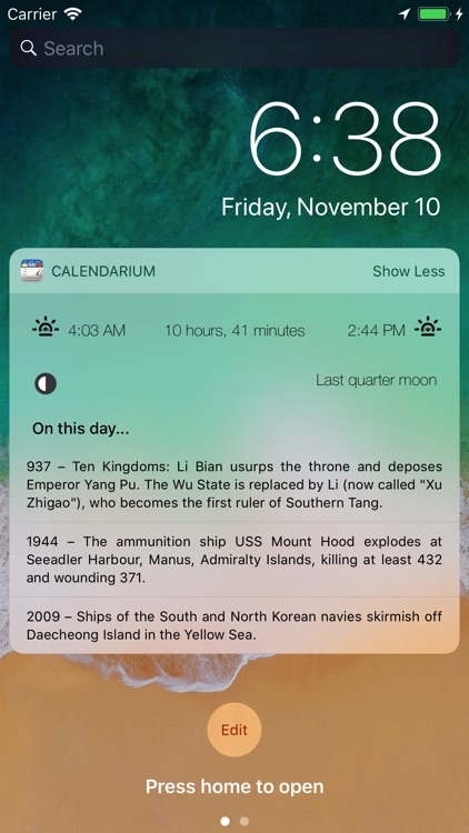 Calendarium - About this Day screenshot-3