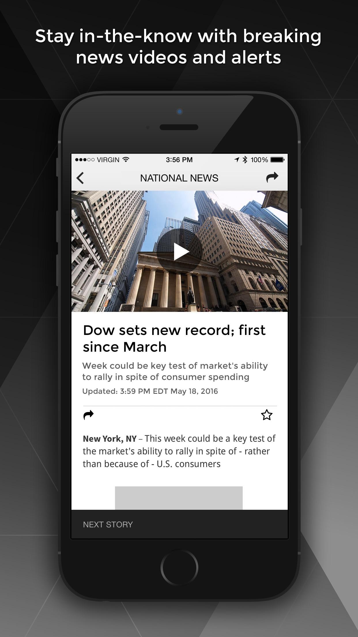 WXII 12 News - Piedmont Triad News and Weather Screenshot