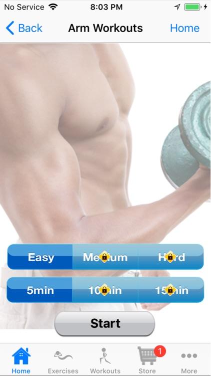 Six Pack Workouts App screenshot-4
